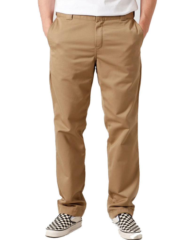 CARHARTT MASTER PANT - LEATHER RINSED