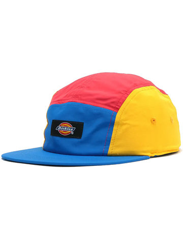 DICKIES MCRAE NYLON 6 PANEL - ROYAL BLUE