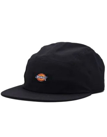 DICKIES MCRAE NYLON 6 PANEL - BLACK