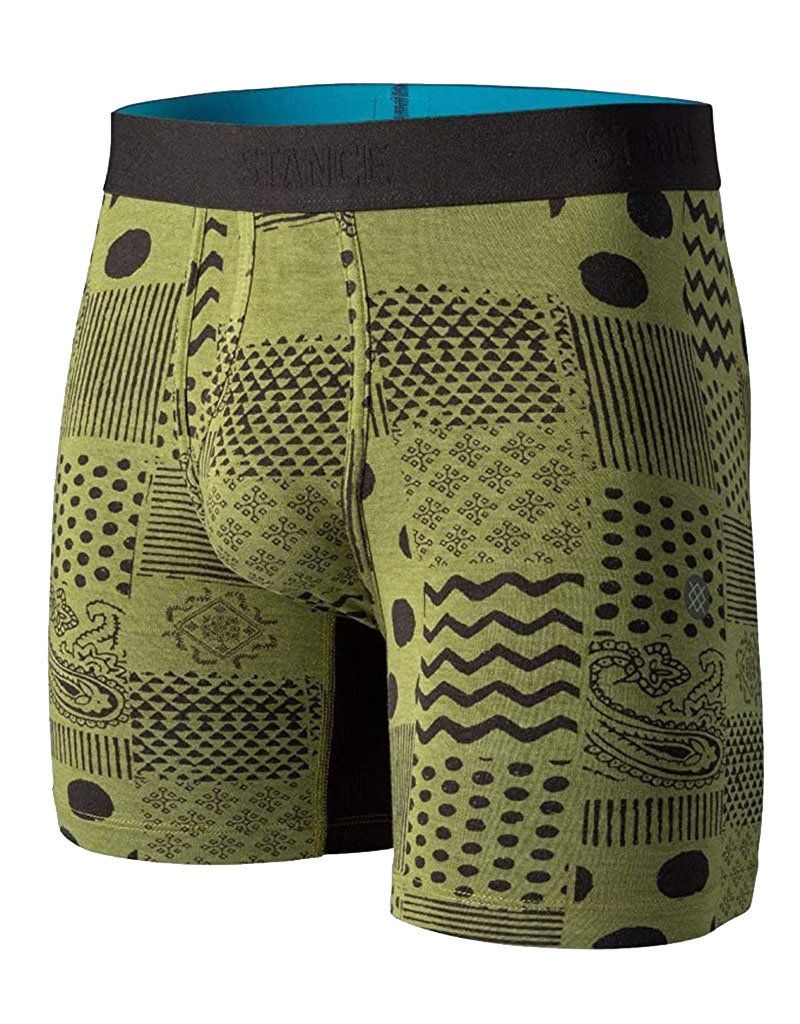 STANCE POX  BOXER BRIEF - GREEN