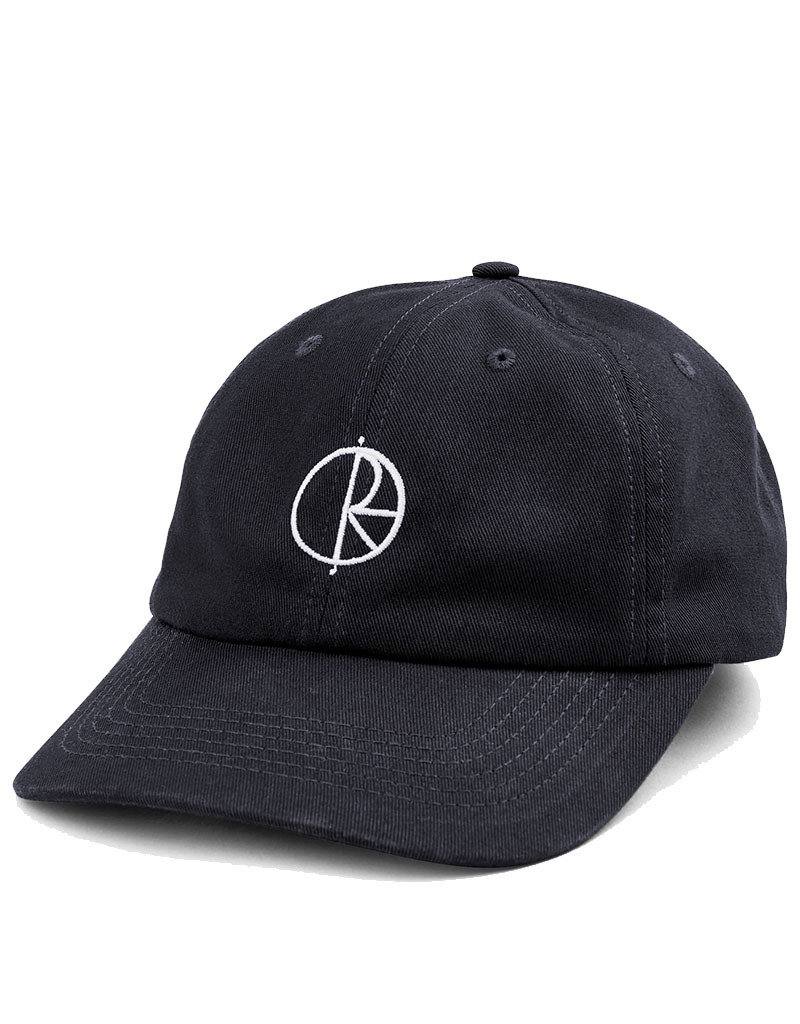 POLAR STROKE LOGO CAP - DARK NAVY