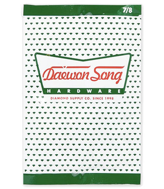 "DIAMOND DAEWON SONG PRO HARDWARE 7/8"" - WHITE"