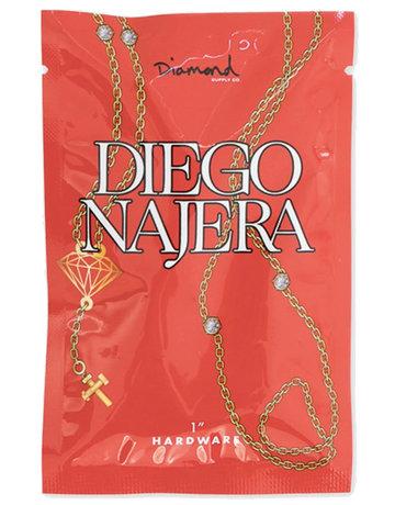 "DIAMOND DIEGO NAJERA PRO HARDWARE 1"" - GOLD"