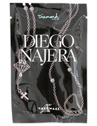 "DIAMOND DIEGO NAJERA PRO HARDWARE 7/8"" - ROSE GOLD"