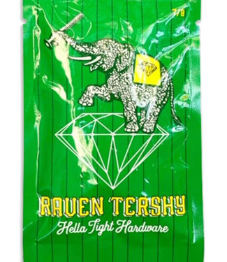 "DIAMOND RAVEN TERSHY PRO HARDWARE 7/8"" - YELLOW"