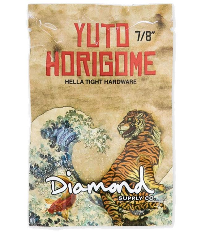"DIAMOND YUTO HORIGIOME PRO HARDWARE 7/8"" - GREEN"