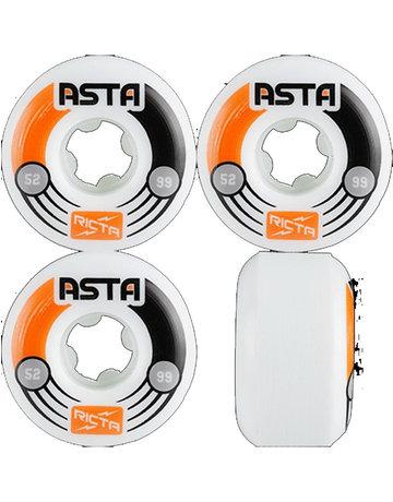 TOM ASTA PRO SLIM WHITE - 52MM 99A
