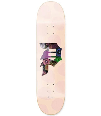 PRIMITIVE DIRTY P CYCLES DECK SUNFLOWER - 8.0