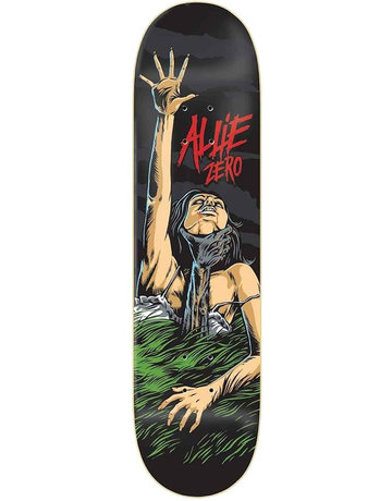 ALLIE DEATH GRIPS DECK - 8.375