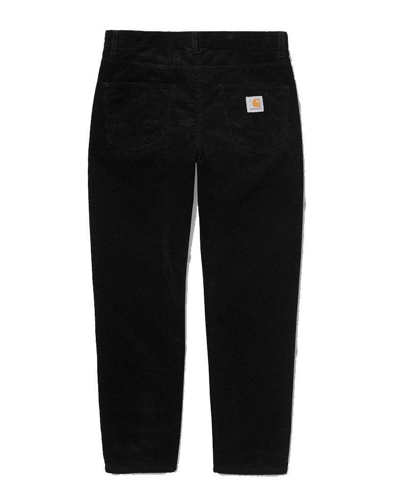 CARHARTT NEWEL PANT - BLACK