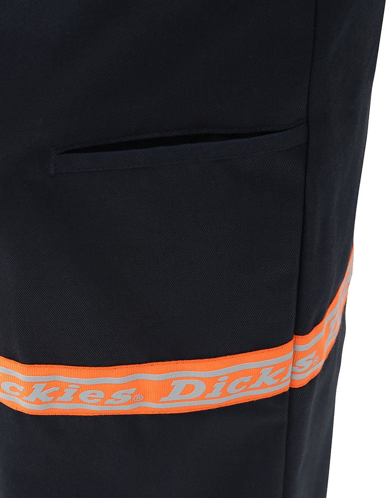 DICKIES GARDERE DOUBLE KNEE REFLECTIVE TAPE - DARK NAVY