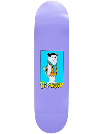 RIPNDIP BEDROCK BOARD PURPLE - 8.25