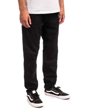 CARHARTT JACOB PANT - BLACK