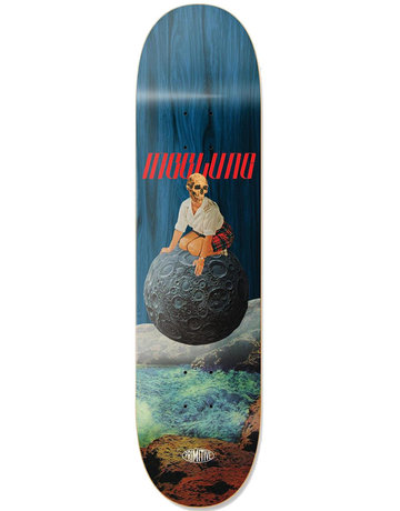 PRIMITIVE MCCLUNG LATER DECK BLUE - 8.125