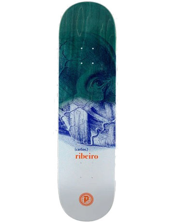 PRIMITIVE RIBIERO EVOLVE DECK GREEN - 8.38