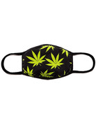 HUF PLANTLIFE MASK - BLACK
