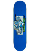 POLAR DANE BRADY SKYSCAPER DECK BLUE - 8.0