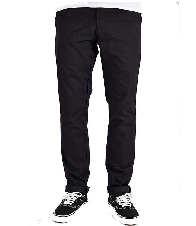 CARHARTT SID PANT - BLACK