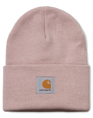 CARHARTT ACRYLIC WATCH HAT - FROSTED PINK
