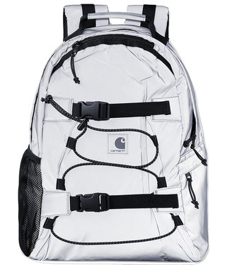 CARHARTT FLECT KICKFLIP BACKPACK - REFLECTIVE GREY