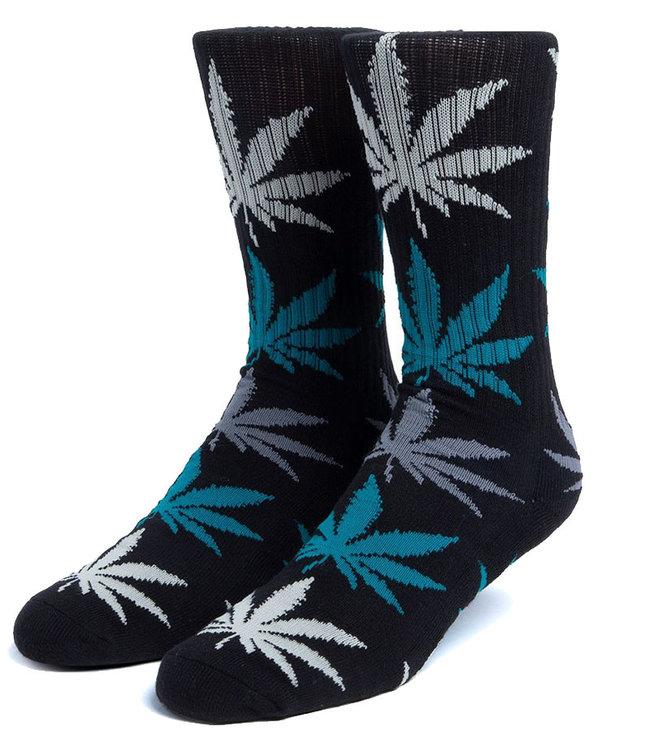 HUF Fader Plantlife Sock - Black