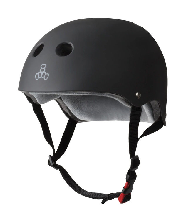 THE CERTIFIED SWEATSAVER HELMET - BLACK
