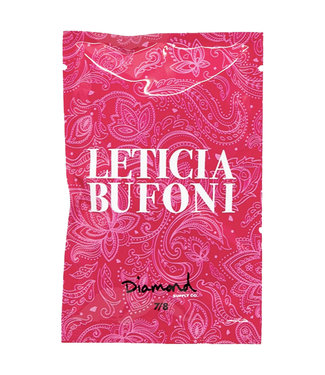 "DIAMOND LETICIA BUFONI PRO HARDWARE 7/8"" - PINK"