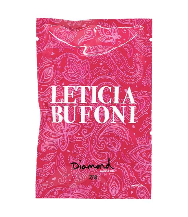 "DIAMOND LETICIA BUFONI PRO HARDWARE 7/8"" - PINK"