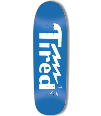 TIRED LOGO ONE DECK - 9.25 SIGAR