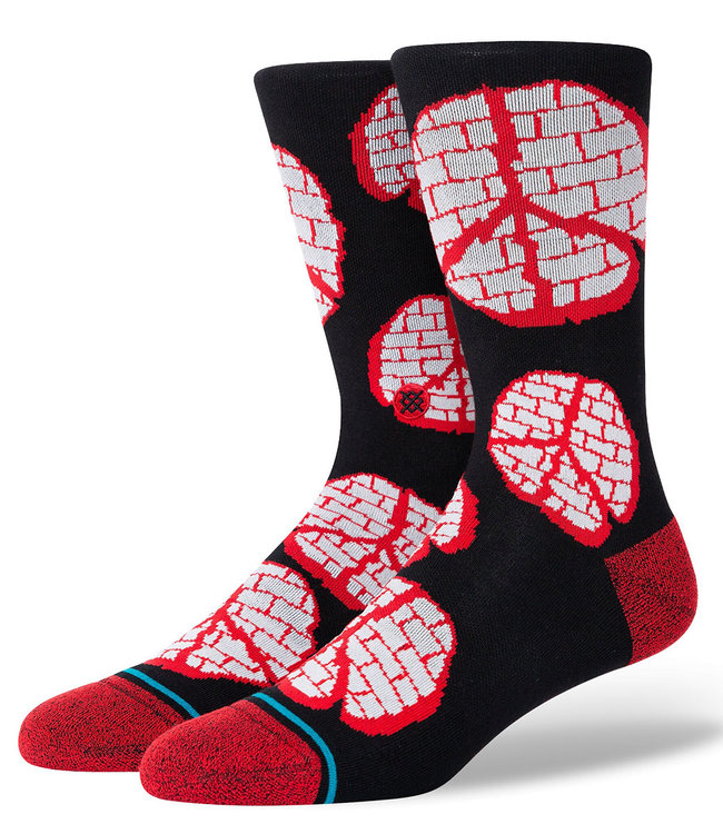 STANCE ROCKSTEADY CREW - BLACK