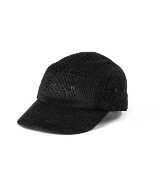 POLAR CORD SPEED CAP - BLACK