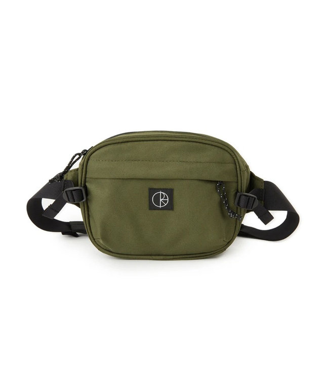 POLAR CORDURA HIP BAG - ARMY GREEN