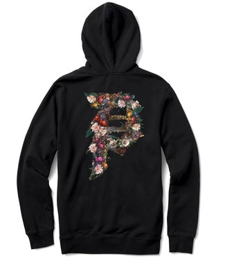 PRIMITIVE DIRTY P TRIBUTE HOOD - BLACK