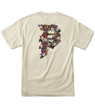 PRIMITIVE DIRTY P TRIBUTE TEE - CREAM