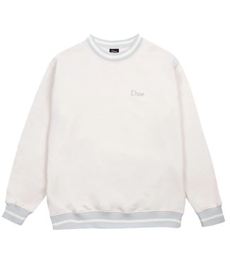 DIME CLASSIC FRENCH TERRY CREWNECK - CREAM