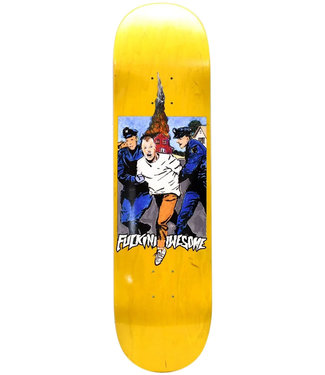 FUCKING AWESOME ARRESTED DILL DECK - 8.25