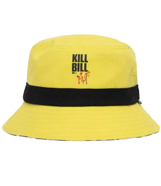HUF REVERSIBLE BUCKET - YELLOW