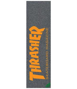 THRASHER LOGO GRIPTAPE - ORANGE