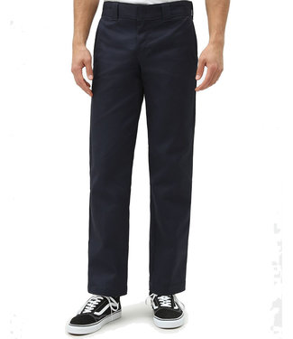 DICKIES S/STGHT WORK PANT - DARK NAVY