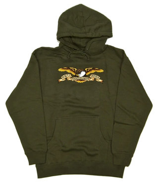 ANTI HERO Eagle Hoodie - Army
