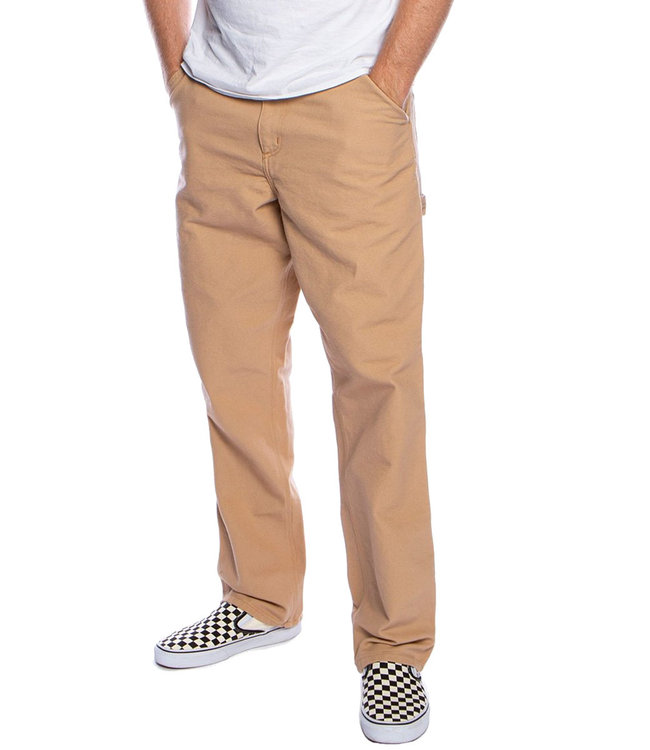 CARHARTT Single Knee Pant - Dusty H Brown