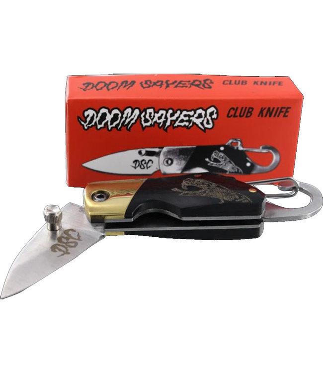 DOOM SAYERS DSC KNIFE - BLACK/GOLD