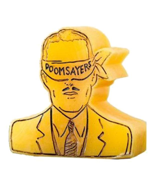 DOOM SAYERS Corp Guy Wax - Yellow