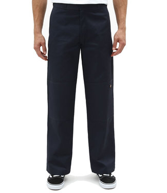 DICKIES DOUBLE KNEE WORK PANT - DARK NAVY