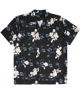 WASTED PARIS SHIRT MAZZY - BLACK