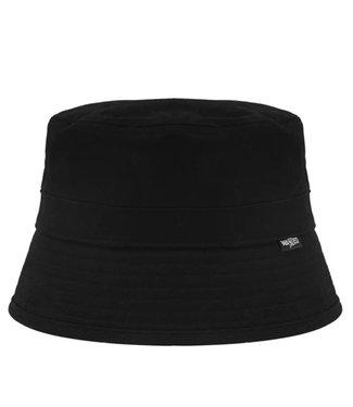 WASTED PARIS BUCKET HAT - BLACK