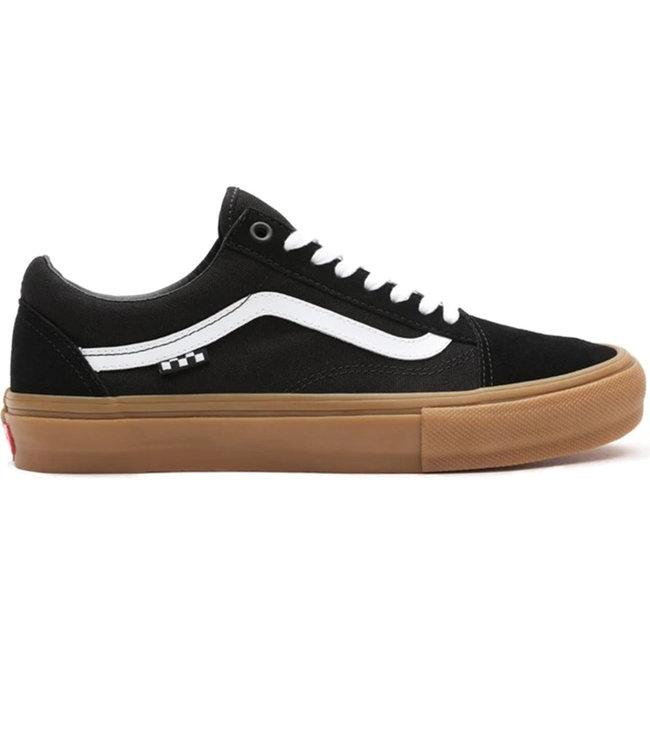 VANS Skate Old Skool - Black/Gum