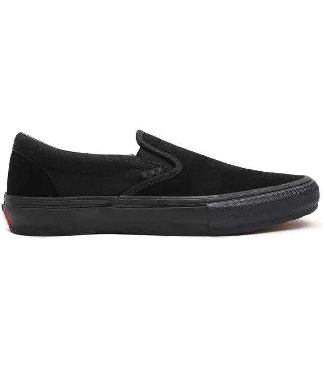 VANS SKATE SLIP-ON - BLACK/BLACK