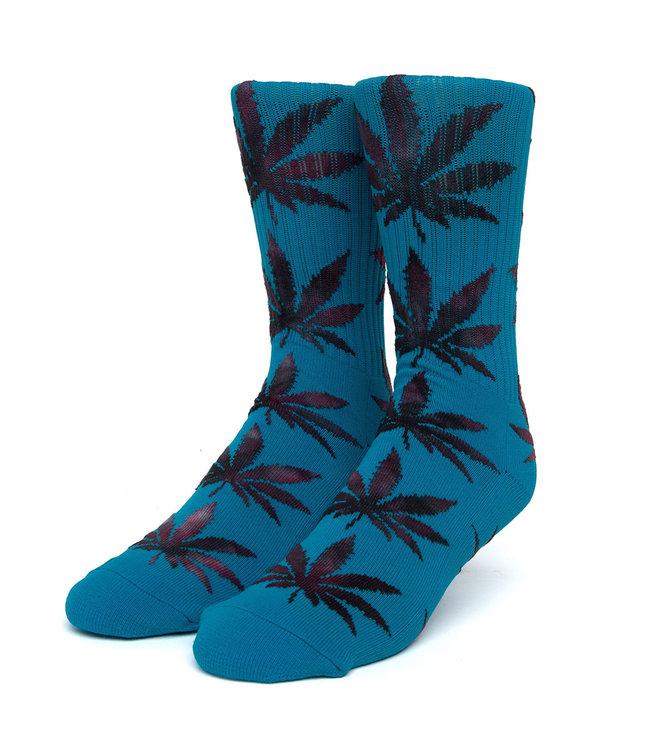 HUF Tiedye Leaves Plantlife Sock - Marina