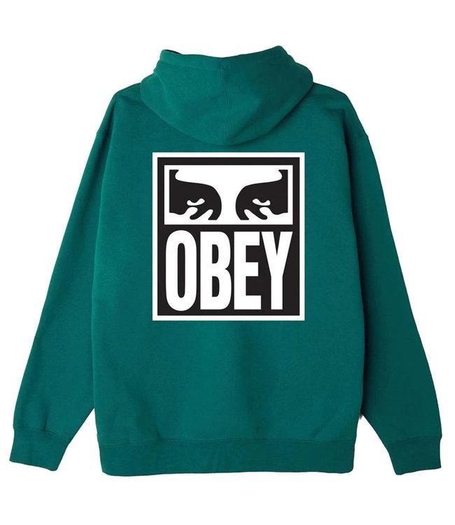 OBEY OBEY EYES ICON 2 - VELVET PINE